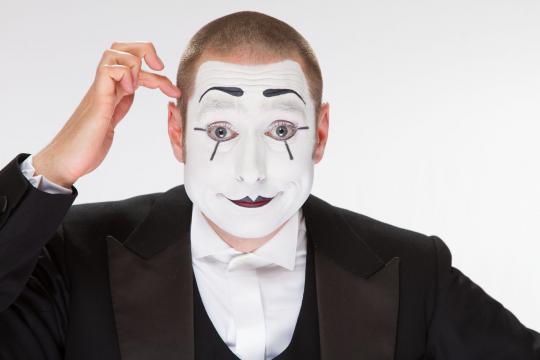 Pantomime Bastian