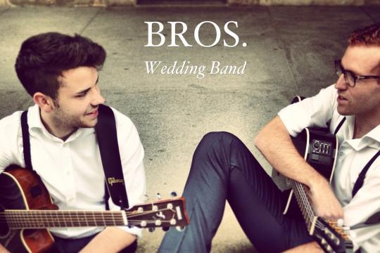 Bros. Wedding Band