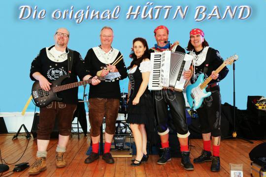Die original Hüttn Band