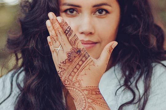 Tayyba Henna, Make-up Artist