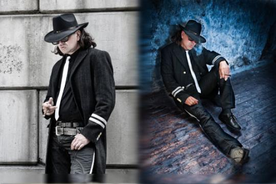 Udo Lindenberg Double Andy