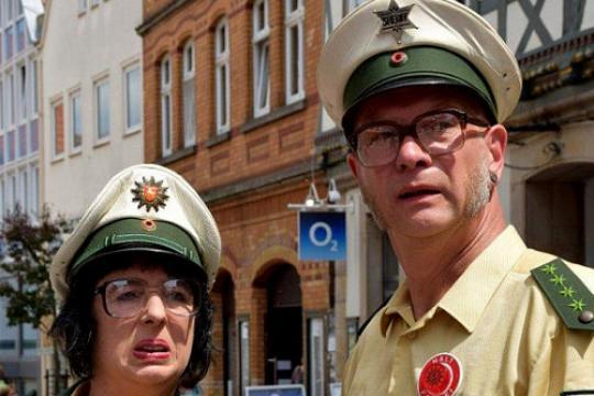 Ilse Berg & Willi Horstkötter