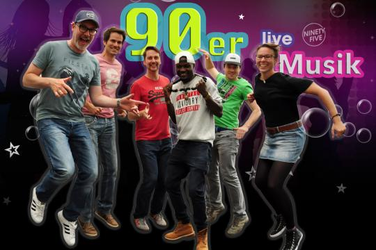 Ninety Five - 90s PartyBand / Coverband