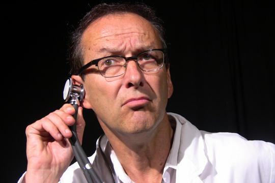 """Dr.von Hase oder """"Feiern bis der Arzt kommt""""!"""