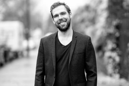 Sascha Kempin - Sänger, Gitarrist und DJ