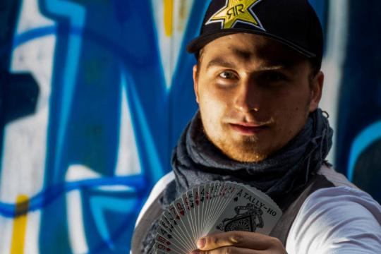 Dennis Greiner - Zauberkünstler