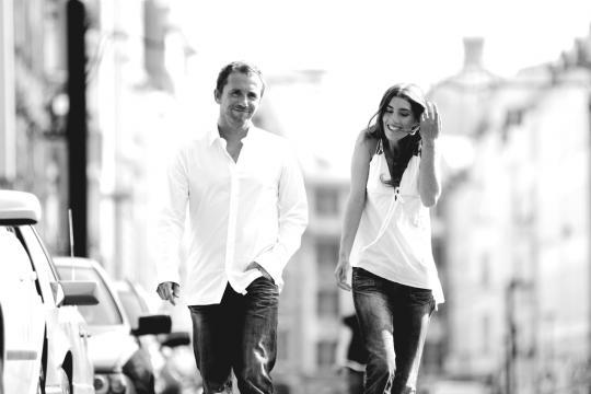 Maria Blatz & Tom Keller