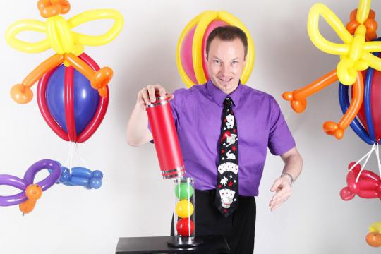Michael O. Zauberkünstler/Ballonentertainer