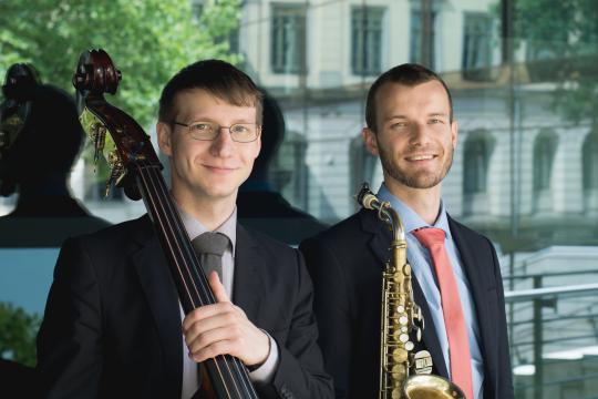 Jazzduo Dresden
