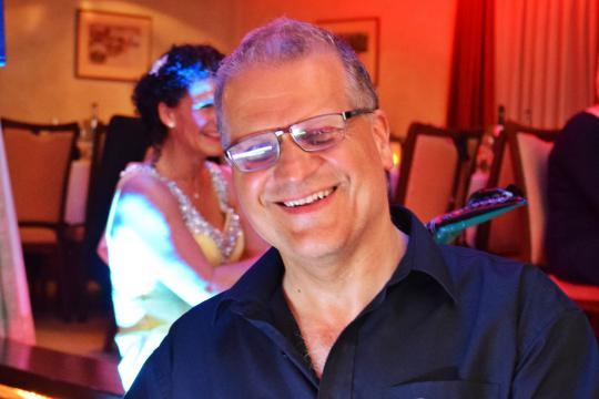 DJ Uwe Frenzel