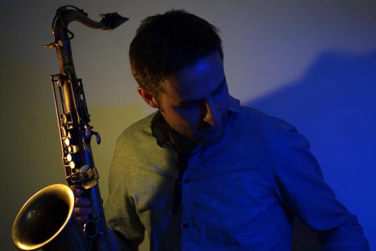 Christoph Huber Saxophon