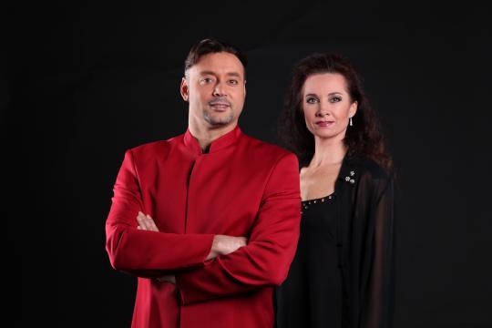 Terisa & Rodolfo Reyes