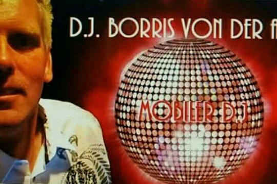 DJ Borris von der Albra