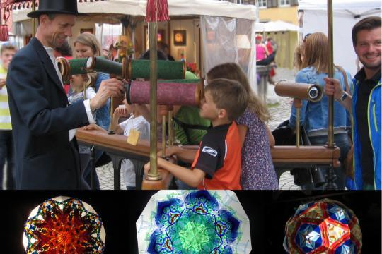 Lothar Lempp, Kaleidoskop Show und Theater