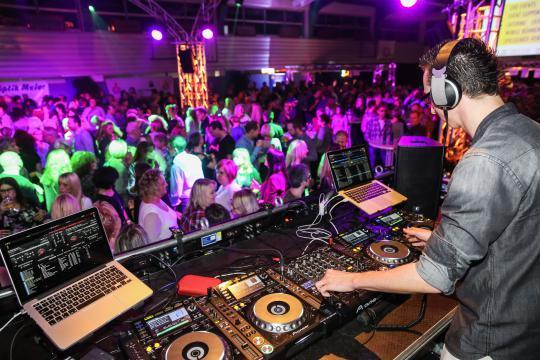 DJ Patrick Fox