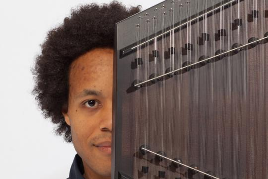 Hackbrettspieler - Komalé Akakpo