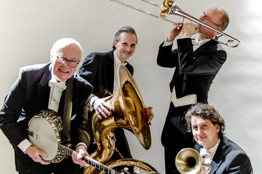 "the ""LULU WHITE""  salon orchestra"