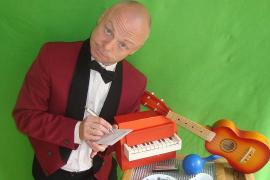 Monsieur Marcel - Musik am Tisch