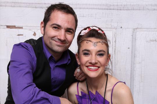 Magic Leinad & Sonja