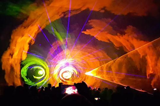ACLS Lasershows & Lichtkunst