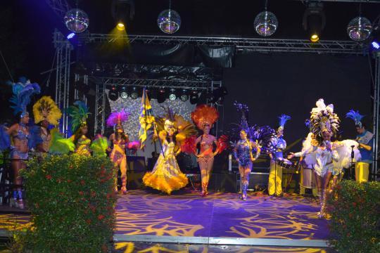 Chocobom Sambashow