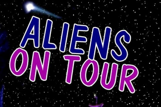 ALIENS ON TOUR