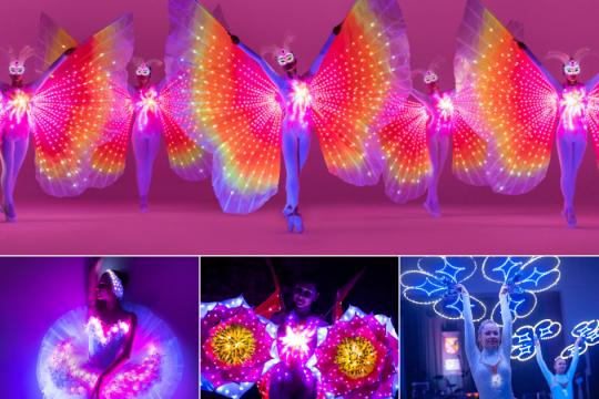 Z-Show [Licht- und Tanzshow]