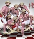 HERKULES  -  Show :: Akrobatik :: Komik