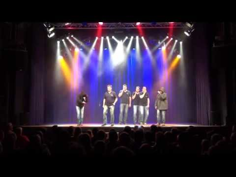 Video: Only you - Hip Hop Edition (Original: Flying Pickets bzw. Yazoo)