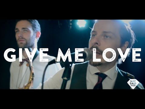 Video: Ed Sheeran - Give Me Love (Acoustic Cover by She Said Yes)
