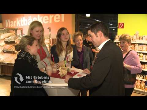 Video: Mit Erlebnis zum Ergebnis - Close Up Entertainment